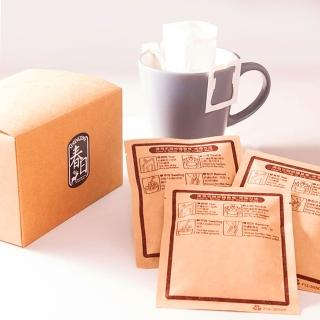 【春日咖啡】巴拿馬—神曲莊園咖啡豆 濾掛式咖啡(10入/盒x3)