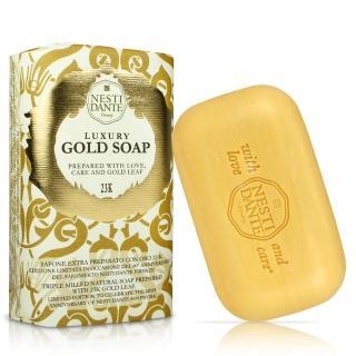 【Nesti Dante 義大利手工皂】60週年黃金能量皂(250g)
