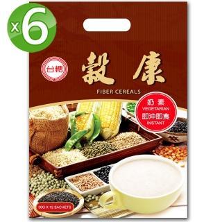 【台糖】穀康x6袋(30gx12/包/袋)