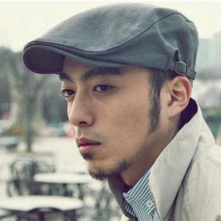 【米蘭精品】貝雷帽男帽子流行潮帽(型男必備時尚穿搭配件57j11)