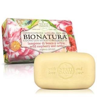 【Nesti Dante  義大利手工皂】天然純植系列(純植野莓蕁麻葉皂-250g)