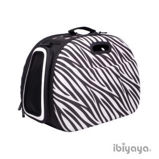 【IBIYAYA依比呀呀】非洲大地寵物提包-斑馬(FC1206)