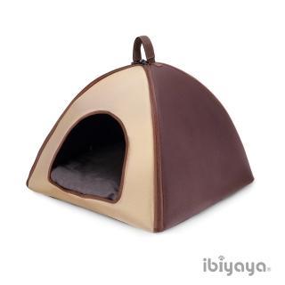 【IBIYAYA依比呀呀】三角寵物窩-XL-卡其(FB1206)