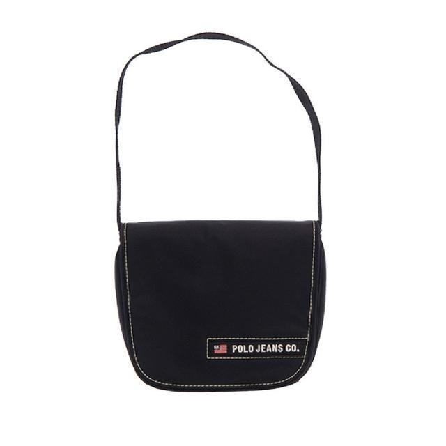 【RL POLO】極簡小巧肩背包(黑310MSB-BLACK)