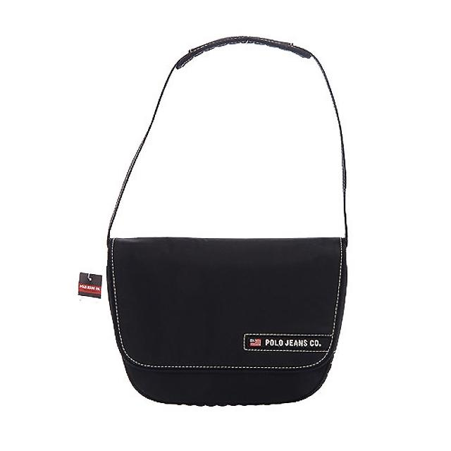 【RL POLO】流行時尚肩背包(黑310TFL-BLACK)