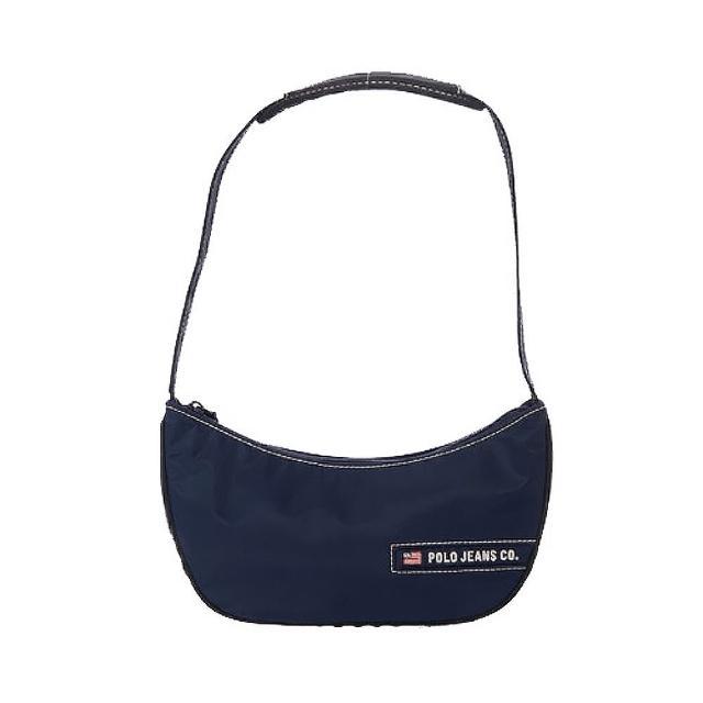 【Ralph Lauren】輕巧時尚肩背包(藍310TEZ NAVY)