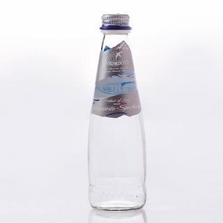 【San Benedetto】聖碧濤天然氣泡礦泉水250毫升(玻璃瓶 24入)