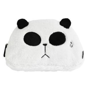 【小克聾貓】聾貓化妝袋(Panda-a-panda)