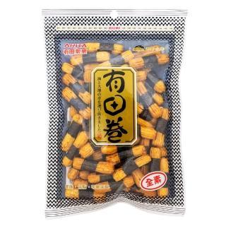 【有田製果】海苔小卷80g(小卷)