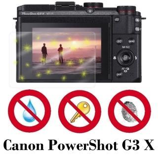 【D&A】Canon PowerShot G3 X 日本原膜螢幕貼(NEW AS玻璃奈米型)