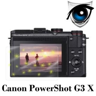 【D&A】Canon PowerShot G3 X 日本原膜增豔螢幕貼(9H抗藍光疏油疏水型)
