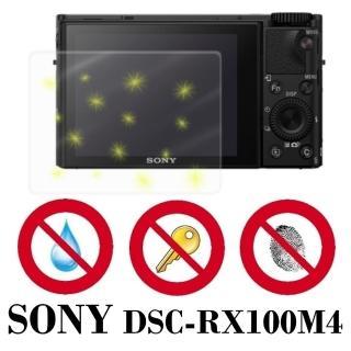 【D&A】Sony DSC-RX100 I/II/III/M4 日本原膜螢幕貼(NEW AS玻璃奈米型)