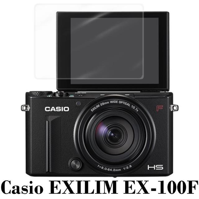 D&A Casio EXILIM EX-100F 玻璃奈米螢幕保貼