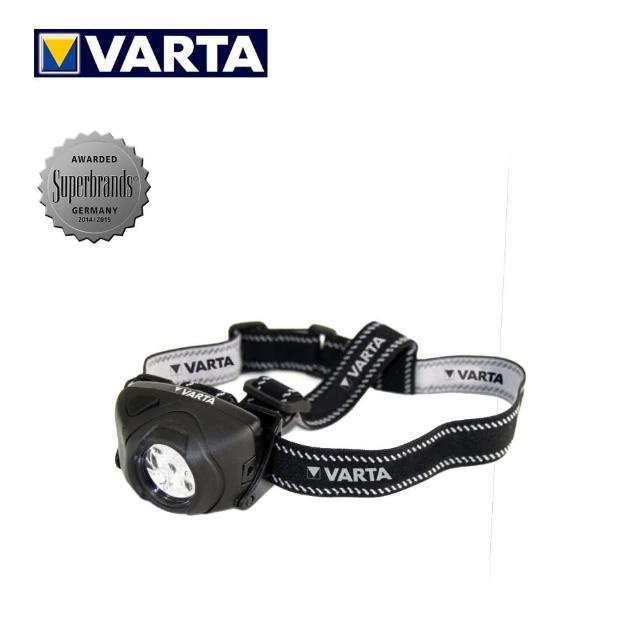 【VARTA德國華達】全防護專業型 1W強光頭燈(17731)