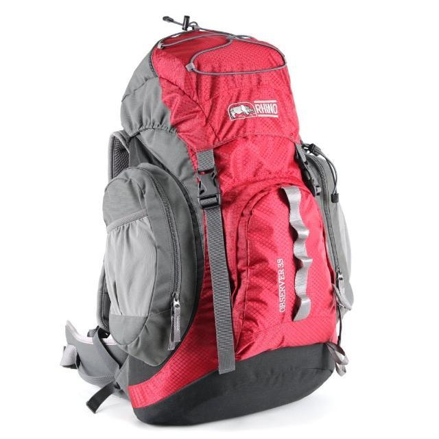 【犀牛RHINO】Observer 39公升背包(紅)