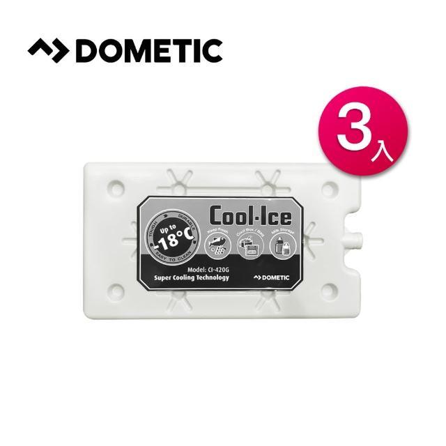 【德國 WAECO】COOL ICE-PACK 長效冰磚 CI-420(3入)