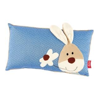 【德國Sigikid】點心兔兔-嬰兒護頸枕(餵奶枕頭)