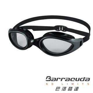 【美國巴洛酷達Barracuda】大廣角鏡面成人泳鏡-AQUATEC#35125(三鐵 蛙鏡 成人)