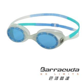 【美國巴洛酷達Barracuda】大廣角鏡面成人泳鏡-AQUACIRCUS#51125(三鐵 蛙鏡 成人)
