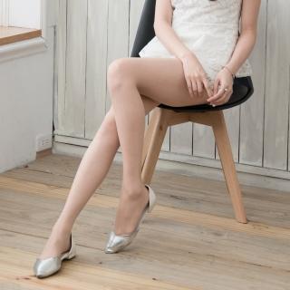 【Sneak Peek】透膚粉彩美腿褲襪(咖啡色   四雙組)