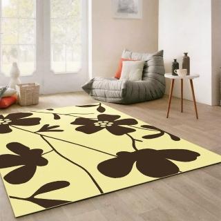 【范登伯格】奧斯汀光澤絲質感地毯-花仙子(170x230cm)
