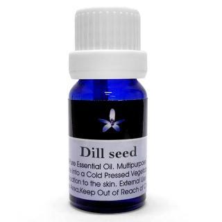 【Body Temple身體殿堂】蒔蘿芳療精油10ml(Dill seed)