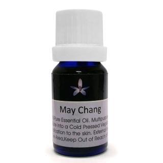 【Body Temple身體殿堂】山雞椒芳療精油10ml(May chang)