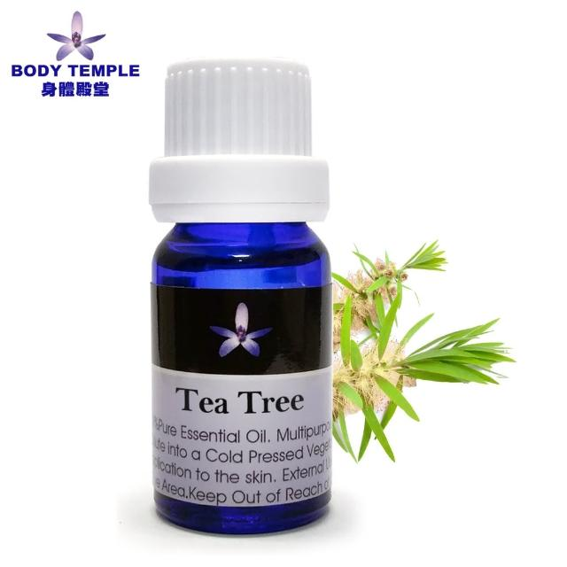 【Body Temple身體殿堂】茶樹芳療精油10ml(Tea Tree)