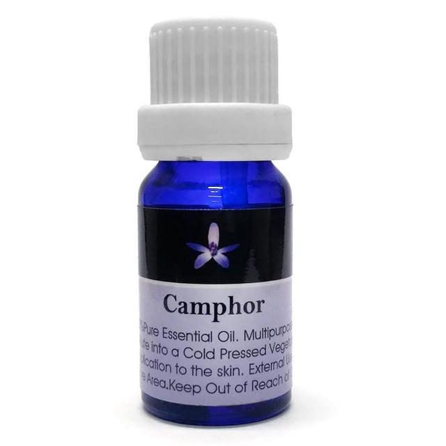 【Body Temple】樟木芳療精油10ml(Camphor white)