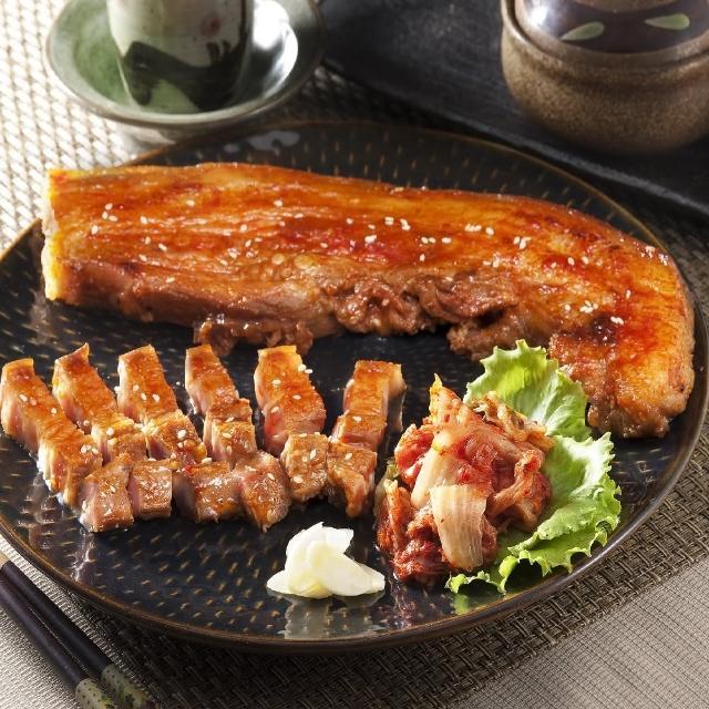 【濎好食品】韓式五花肉9入(300g/入)