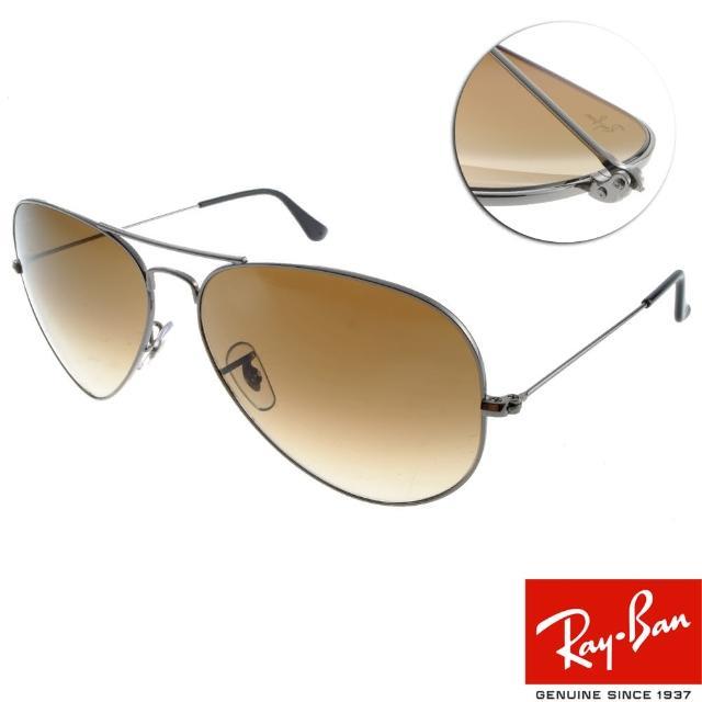 【RayBan太陽眼鏡】全球熱銷經典飛行款(銀#RB3025 00451 -62mm)
