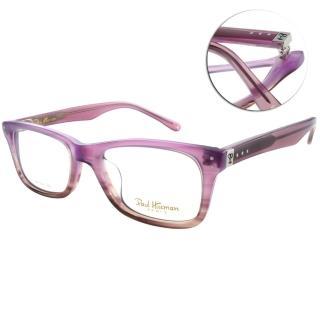 【PAUL HUEMAN光學眼鏡】韓系基本款眼鏡(透粉#PHF539A COL6)