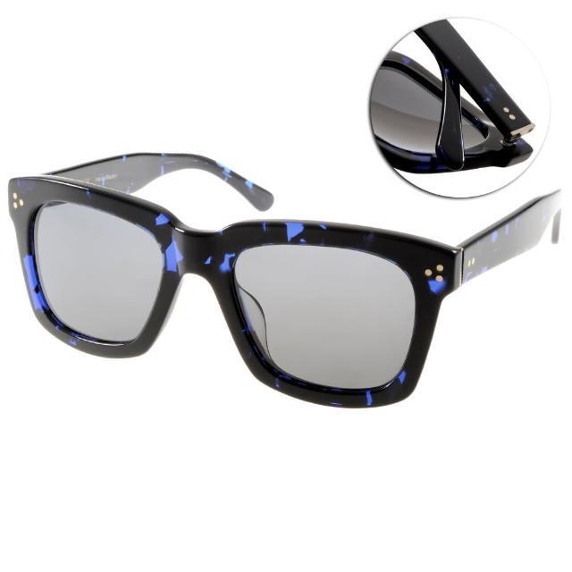 【Go-Getter太陽眼鏡】人氣經典方框款(藍琥珀#GS1001 BLDE)