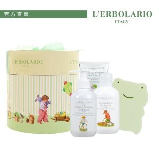 【蕾莉歐】溫馨寶寶禮盒(禮盒)