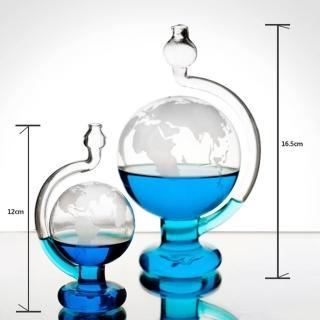 【賽先生科學】玻璃氣壓球晴雨儀(迷你版)