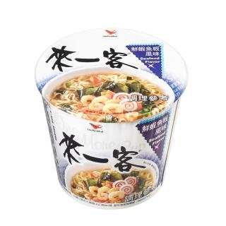 【來一客】鮮蝦魚板風味12入/箱(來自大海的清甜蝦仁)
