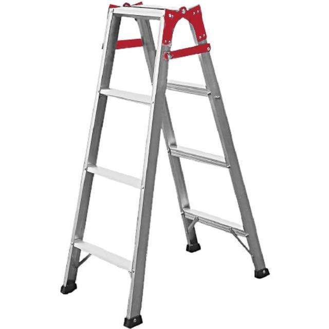 【TRENY】4階鋁製直馬工作梯