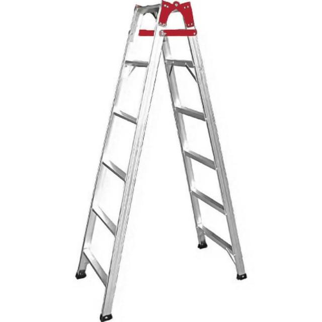【TRENY】6階鋁製直馬工作梯