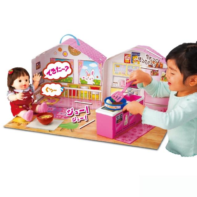 【日本POPO-CHAN】會說話的廚房客廳組合