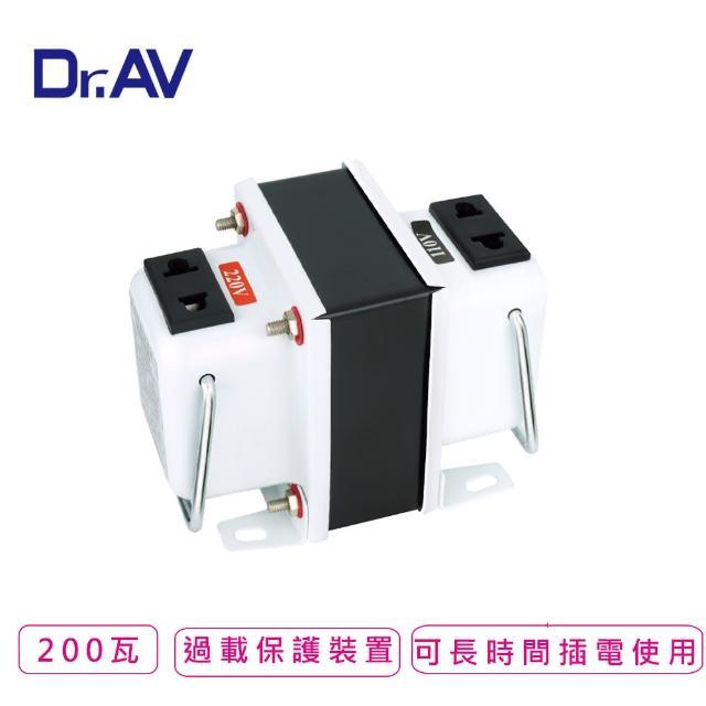 【Dr.AV】GTC-200 專業型升降電壓調整器(專業型)
