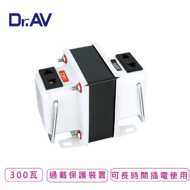 【Dr.AV】GTC-300 專業型升降電壓調整器(專業型)