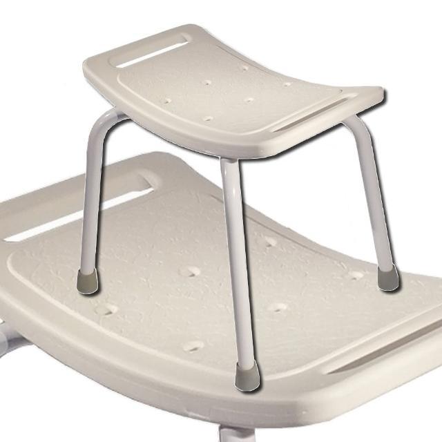 【COLOR】鋁合金洗澡椅(防滑椅腳)