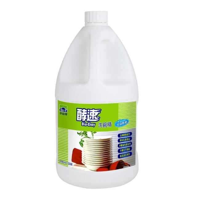 【多益得】酵速洗碗精(3785ml)