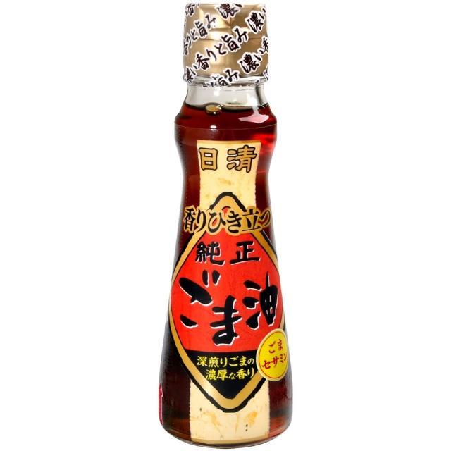 【日清製油】芝麻油(130g)