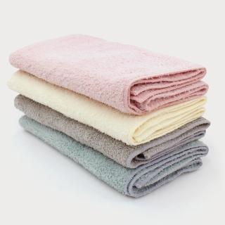 【UdiLife】雅絨.柔舒運動巾(超值4色組)