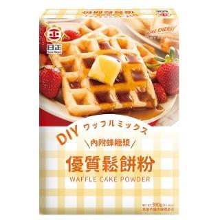 【日正食品】優質鬆餅粉(300g)
