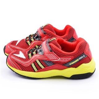【Achilles瞬足】大童 輕量機能運動鞋(ESJJ0901-紅)