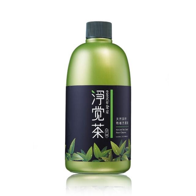 【茶寶 淨覺茶】天然茶籽地板洗潔液(500ml)
