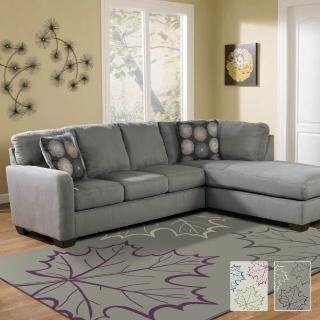 【范登伯格】范登伯格 艾嘉麗★新元素進口地毯-楓葉-共兩色(140x200cm)