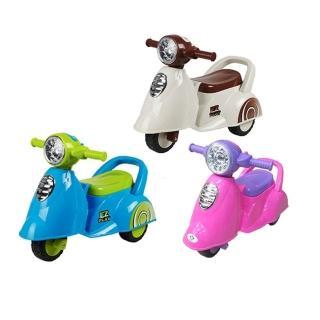 【親親】小貴族機車三輪學步車